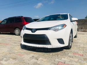 Toyota Corolla 2015 White | Cars for sale in Abia State, Aba North