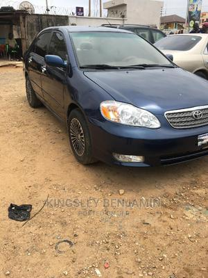 Toyota Corolla 2005 LE Blue   Cars for sale in Abuja (FCT) State, Lugbe District