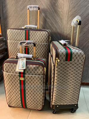 LUXURY GUCCI 3in1 Trolley Luggage for Bosses | Bags for sale in Lagos State, Lagos Island (Eko)