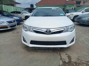 Toyota Camry 2013 White | Cars for sale in Lagos State, Ifako-Ijaiye
