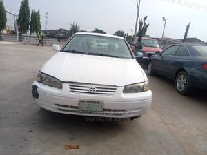 Toyota Camry 1999 Automatic White | Cars for sale in Lagos State, Abule Egba