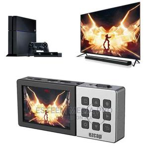 Smart FHD Video Storage, Recorder Capture (HDMI Output | Accessories & Supplies for Electronics for sale in Lagos State, Ikeja