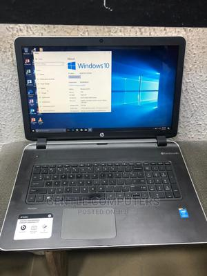 Laptop HP Pavilion 17 8GB Intel Core I5 SSD 160GB   Laptops & Computers for sale in Lagos State, Ikeja