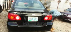 Toyota Corolla 2004 LE Black | Cars for sale in Lagos State, Isolo