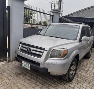 Honda Pilot 2006 Silver | Cars for sale in Lagos State, Ogba