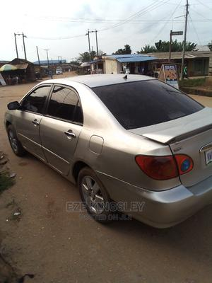 Toyota Corolla 2004 1.4 Silver | Cars for sale in Lagos State, Epe