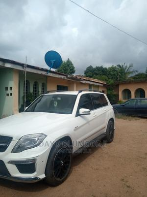 Mercedes-Benz GLK-Class 2015 White | Cars for sale in Plateau State, Jos