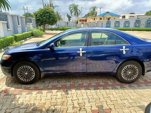 Toyota Camry 2008 3.5 LE Blue | Cars for sale in Delta State, Oshimili South