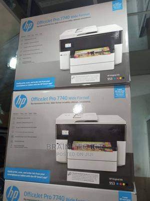 Hp Office Jet Pro 7740 Wide Format | Printers & Scanners for sale in Abuja (FCT) State, Wuse