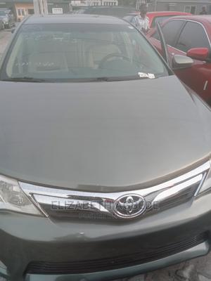 Toyota Camry 2012 Green | Cars for sale in Lagos State, Ajah