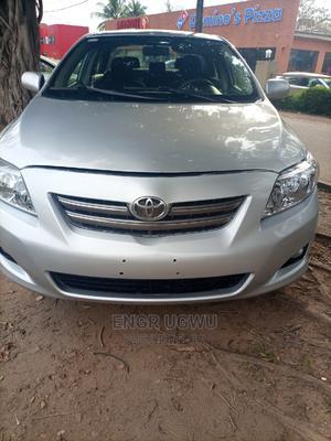 Toyota Corolla 2009 Silver   Cars for sale in Abuja (FCT) State, Garki 2