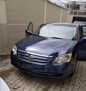 Toyota Avalon 2006 XL Blue | Cars for sale in Lagos State, Ojodu