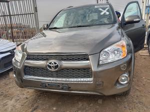 Toyota RAV4 2012 3.5 Limited 4x4 Gray | Cars for sale in Lagos State, Isolo