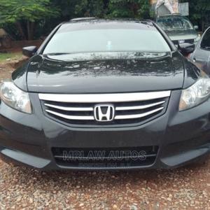 Honda Accord 2012 Black | Cars for sale in Abuja (FCT) State, Asokoro