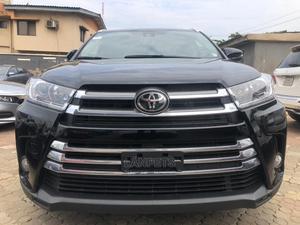 Toyota Highlander 2020 Black   Cars for sale in Lagos State, Ikeja
