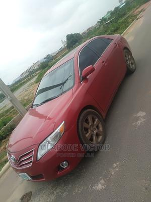 Toyota Camry 2010 Red | Cars for sale in Abuja (FCT) State, Gwarinpa