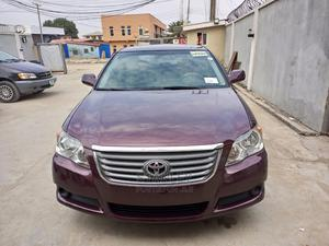 Toyota Avalon 2009 Red | Cars for sale in Lagos State, Yaba