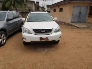 Lexus RX 2010 350 White | Cars for sale in Ogun State, Abeokuta South
