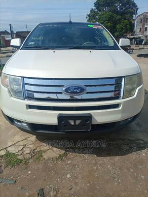 Ford Edge 2008 White | Cars for sale in Lagos State, Ikotun/Igando