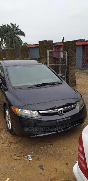 Honda Civic 2006 1.8i-Vtec EXi Black | Cars for sale in Cross River State, Calabar