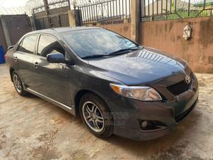 Toyota Corolla 2010 Gray | Cars for sale in Lagos State, Ogba