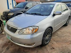 Toyota Corolla 2006 LE Silver | Cars for sale in Lagos State, Ifako-Ijaiye