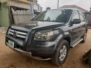 Honda Pilot 2006 Gray | Cars for sale in Lagos State, Ikeja