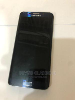 Samsung Galaxy S6 Edge Plus 32 GB Blue | Mobile Phones for sale in Lagos State, Shomolu