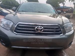 Toyota Highlander 2009 Sport Gray   Cars for sale in Lagos State, Alimosho