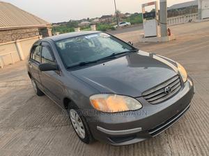 Toyota Corolla 2004 1.4 Gray | Cars for sale in Oyo State, Ibadan