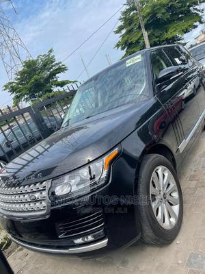 Land Rover Range Rover Vogue 2013 Black | Cars for sale in Lagos State, Ajah