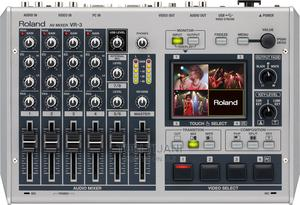 Roland VR-3 Professional Video and Audio AV Mixer Console | Accessories & Supplies for Electronics for sale in Edo State, Benin City