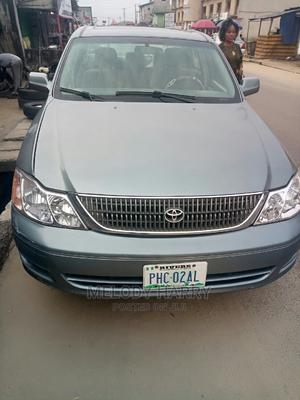 Toyota Avalon 2004 XL Gray   Cars for sale in Rivers State, Port-Harcourt