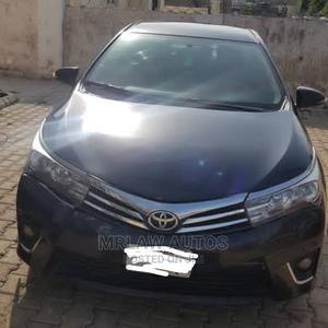 Toyota Corolla 2015 Black | Cars for sale in Abuja (FCT) State, Asokoro