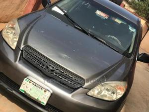 Toyota Matrix 2005 Gray | Cars for sale in Oyo State, Ibadan