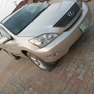 Lexus RX 2007 350 Gold | Cars for sale in Lagos State, Alimosho