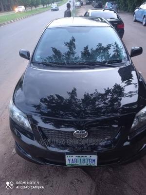 Toyota Corolla 2008 1.8 Black   Cars for sale in Abuja (FCT) State, Garki 2