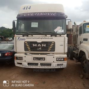 Man Diesel Truck, in a Very Good Condition | Heavy Equipment for sale in Edo State, Benin City