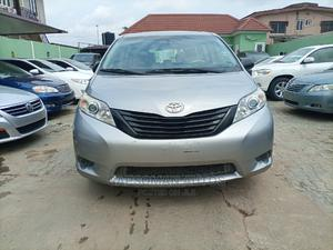 Toyota Sienna 2013 LE AWD 7-Passenger Silver | Cars for sale in Lagos State, Ifako-Ijaiye