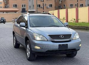 Lexus RX 2007 Blue | Cars for sale in Lagos State, Ogba