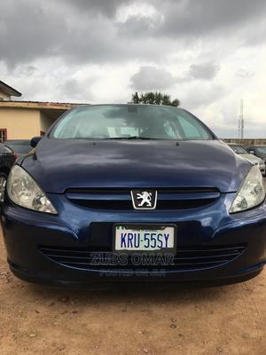 Peugeot 307 2005 Blue | Cars for sale in Kaduna State, Kaduna / Kaduna State