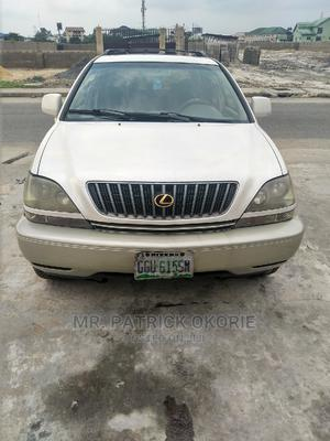 Lexus RX 2000 White | Cars for sale in Rivers State, Port-Harcourt
