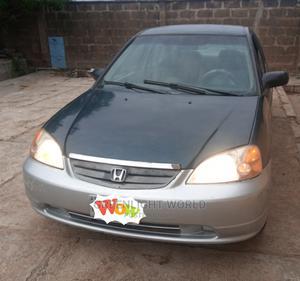 Honda Civic 2002 Green | Cars for sale in Ekiti State, Ado Ekiti