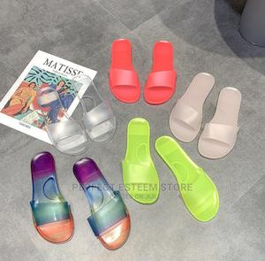 New Jelly Women Fashion Slippers | Shoes for sale in Oyo State, Ido
