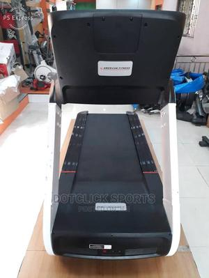 8hp Treadmill American Fitness   Sports Equipment for sale in Lagos State, Surulere