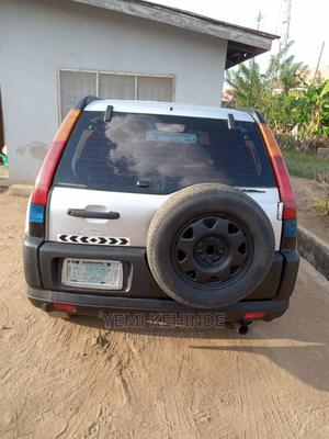 Honda CR-V 2004 EX 4WD Automatic Gray | Cars for sale in Lagos State, Ikeja