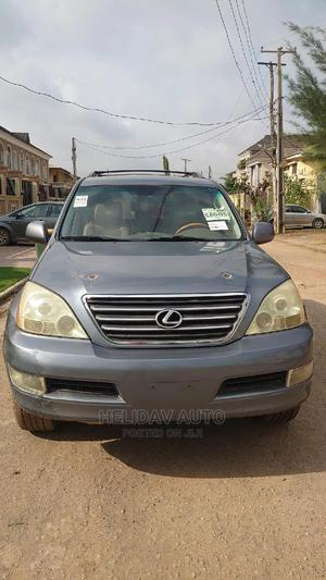 Lexus GX 2006 470 Sport Utility Gray | Cars for sale in Lagos State, Alimosho
