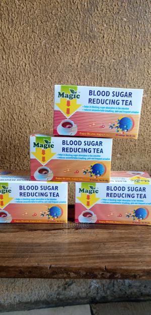 Majic Blood Sugar Reducing Tea | Vitamins & Supplements for sale in Lagos State, Ojota