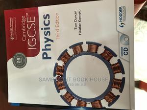 Cambridge Igcse Physics   Books & Games for sale in Lagos State, Surulere