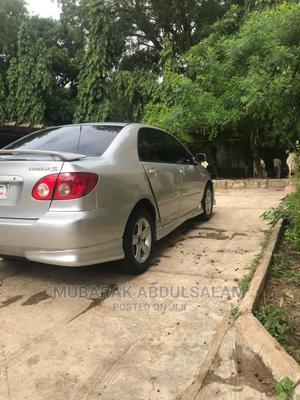 Toyota Corolla 2005 S Silver | Cars for sale in Kaduna State, Kaduna / Kaduna State